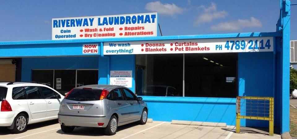Riverway Laundromat – Townsville