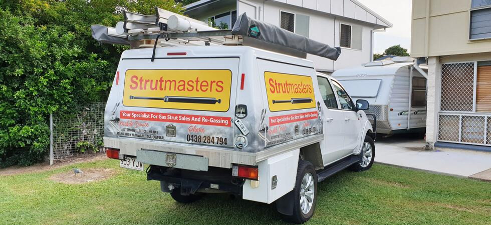 Strutmasters Townsville
