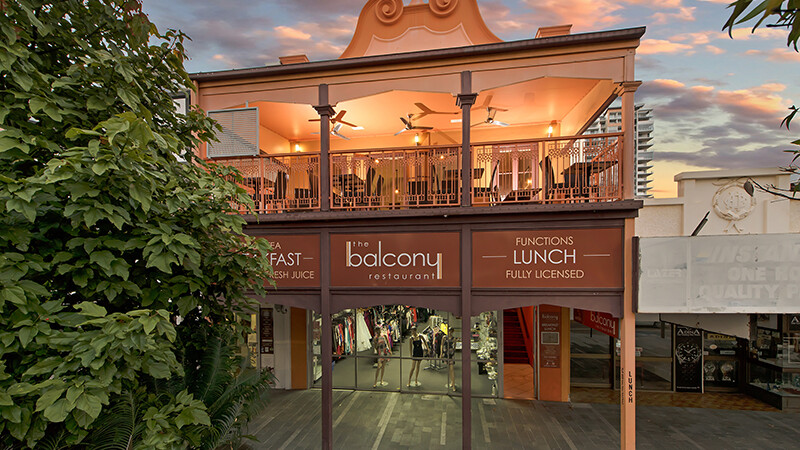 The Balcony Restaurant – Townsville