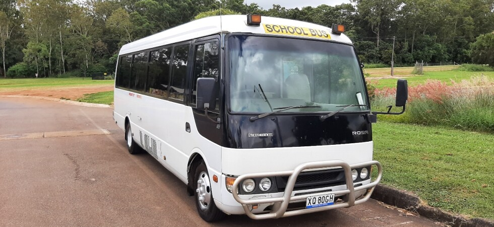 Kerry's Bus Service – Atherton Tablelands