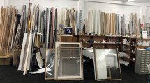 Workroom Moulding Stock
