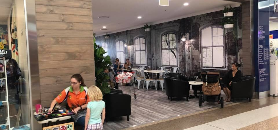 Cafe Society Stockland Kmart – Townsville