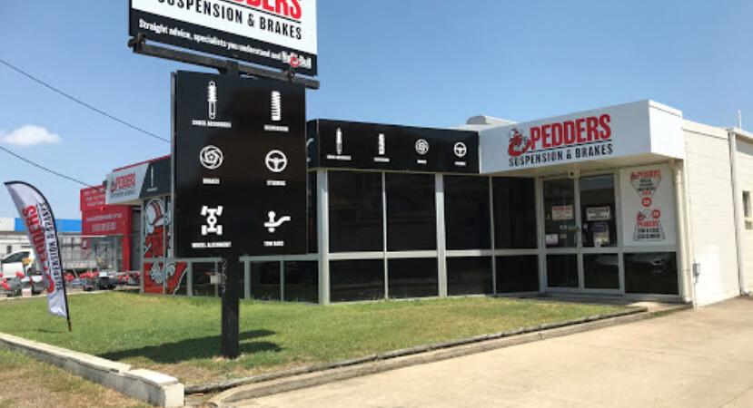 Pedders Suspension & Brakes – Townsville