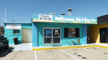 Mediterranean Fish & Burger Bar – Townsville